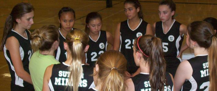 Image of Sutter Volleyball Rocks!