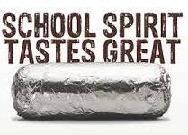 Image of Chipotle Fundraiser – June 2nd from 4-8 p.m. at 5738 Folsom Blvd.