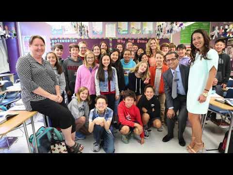 Teacher of the Year: Mrs. Henrikson