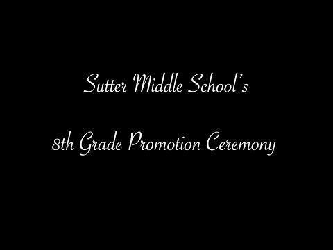 8th Grade Virtual Promotion Ceremony